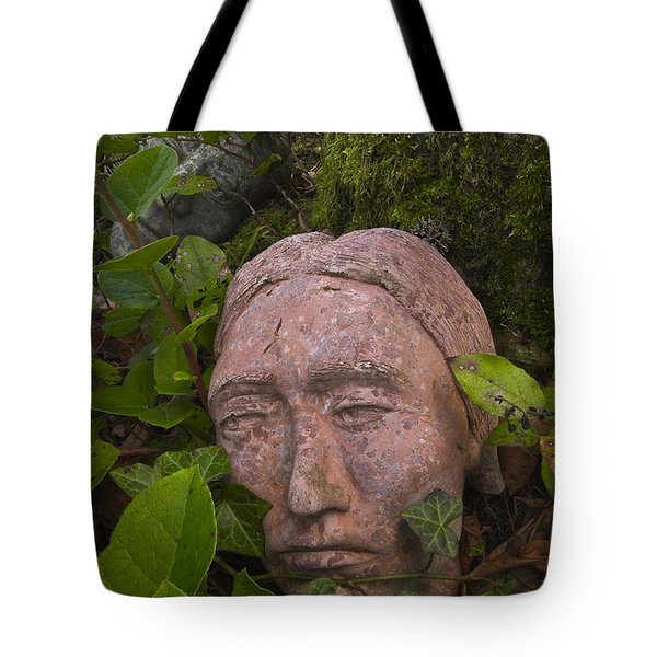 Hiding Signed Tote Bag