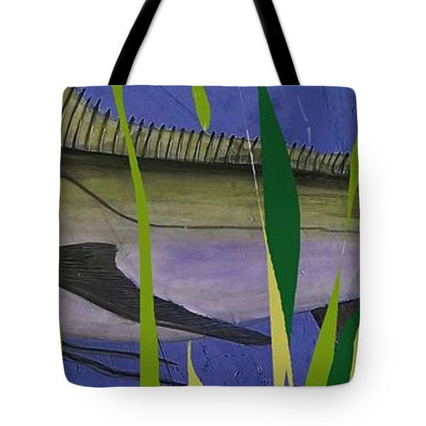 Hiding Spot2 Tote Bag by Andrew Drozdowicz