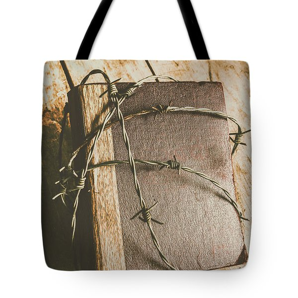 Hiding Truth Tote Bag