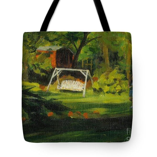 Hiedi's Swing Tote Bag