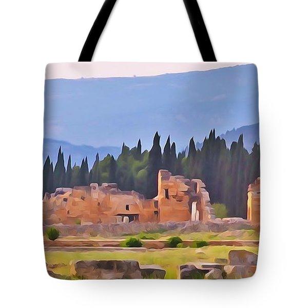 Hierapolis Tote Bag