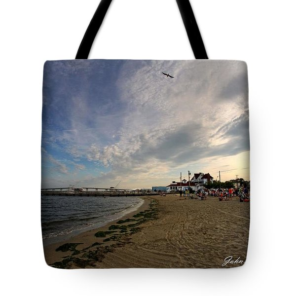 Higbee Beach Tote Bag