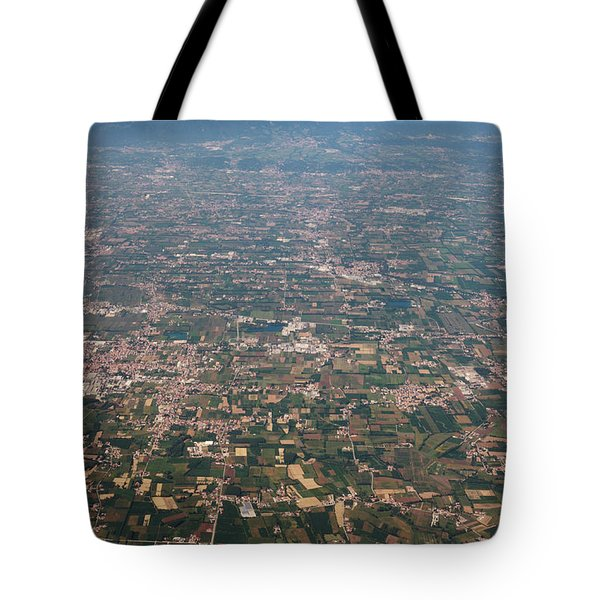 High Above Tote Bag