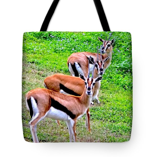 High Alert Tote Bag