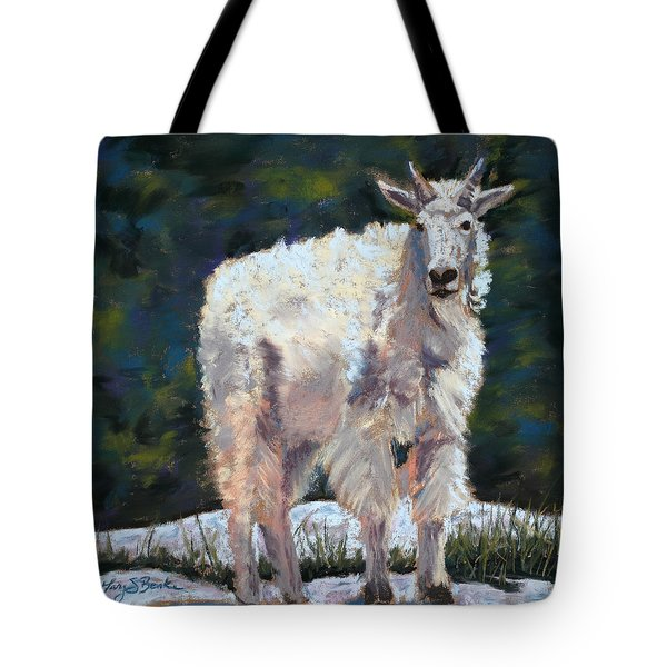 High Country Friend Tote Bag