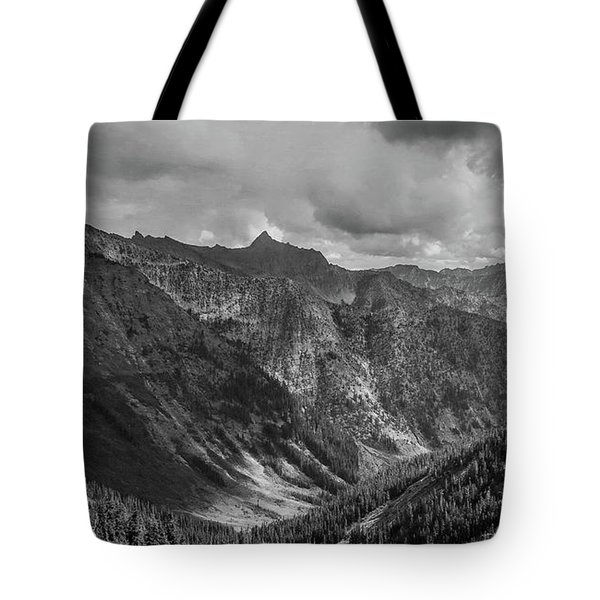 High Country Valley Tote Bag