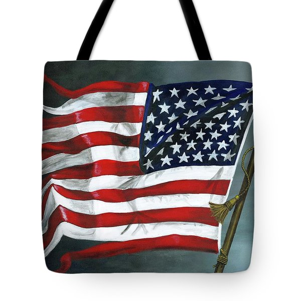 High Crimes And Misdemeanors Tote Bag