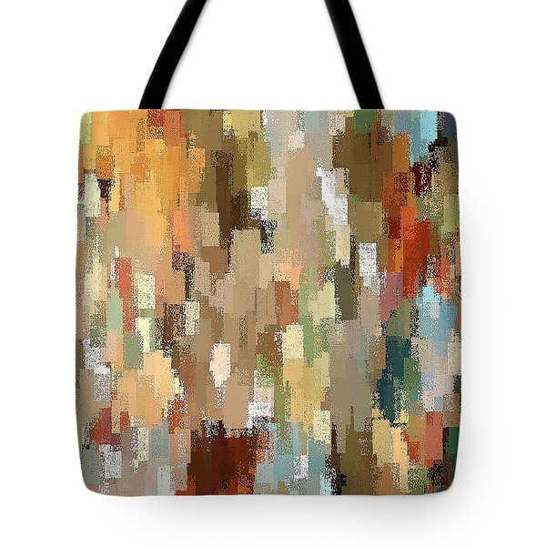 Tote Bag featuring the digital art High Desert Living by David Manlove
