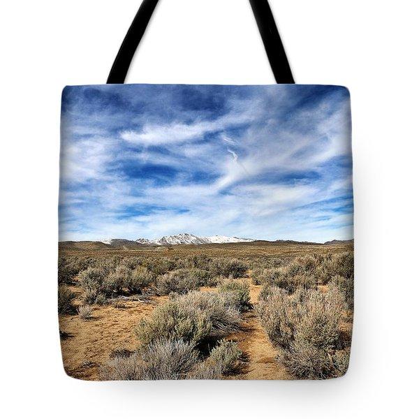 High Desert Tote Bag