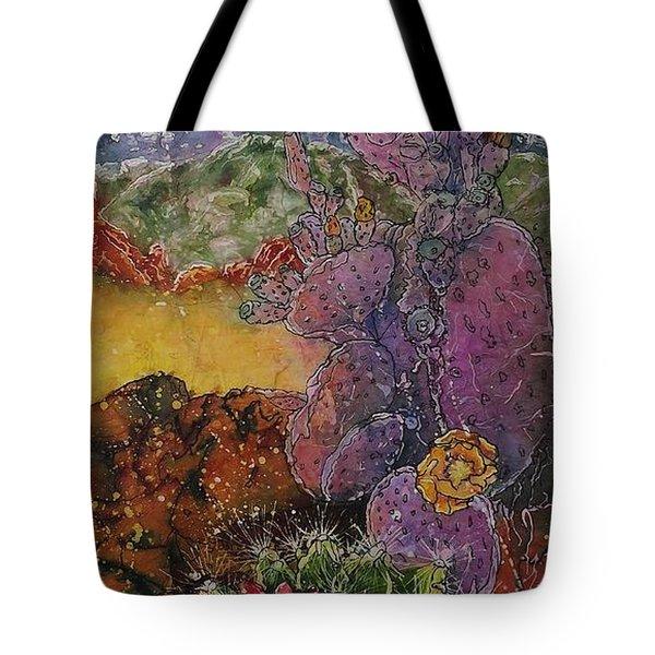 High Desert Spring Tote Bag