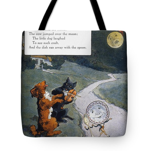 High Diddle Diddle Tote Bag by Granger