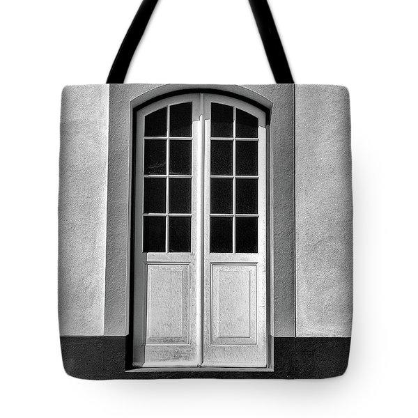 High Door Tote Bag
