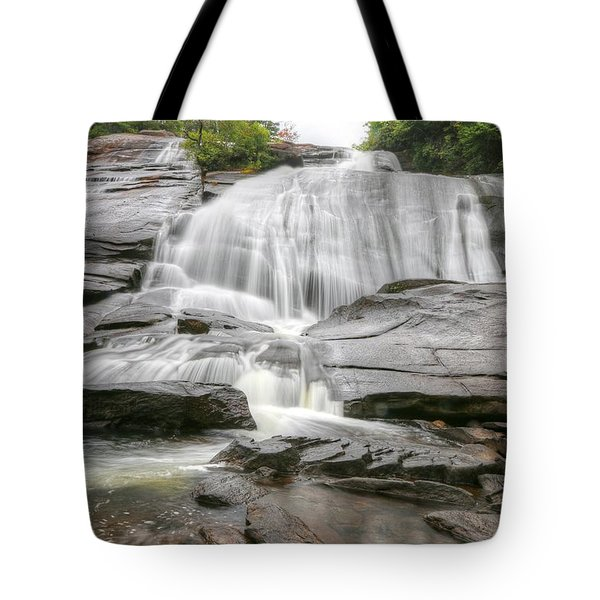 High Falls Of Dupont State Forest Tote Bag