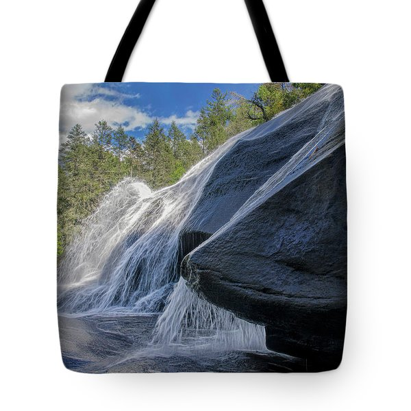 High Falls One Tote Bag by Steven Richardson