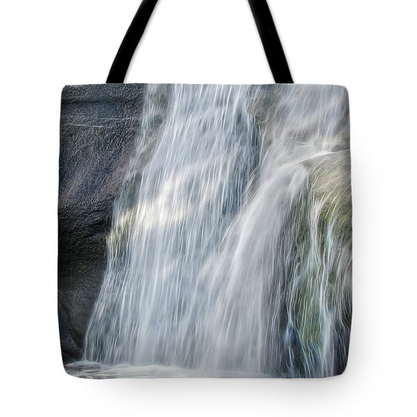 High Falls Three Tote Bag by Steven Richardson