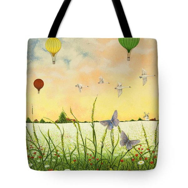 High Flyers Tote Bag