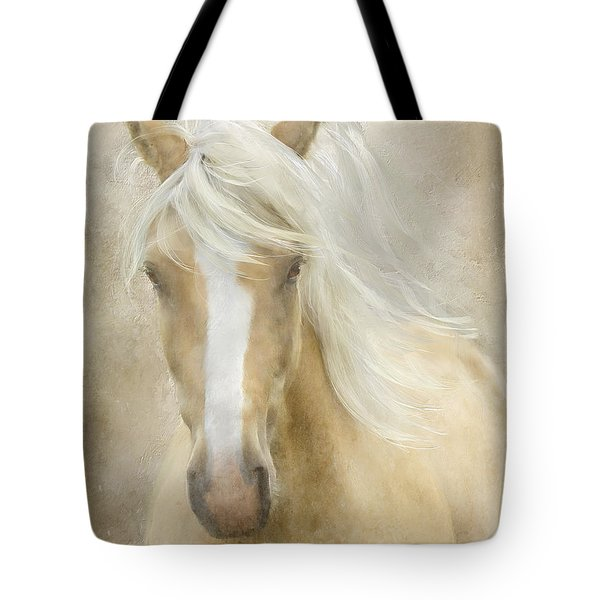 Spun Sugar Tote Bag by Colleen Taylor