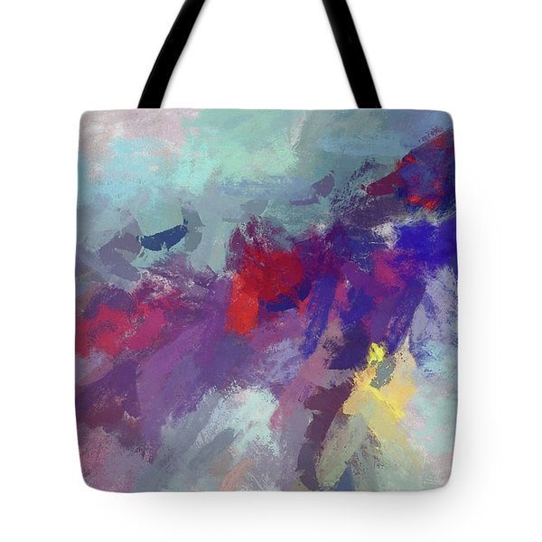 High Flying Kite Tote Bag