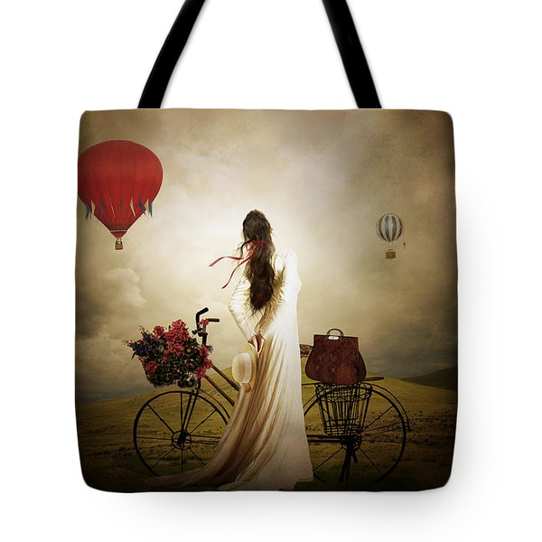 High Hopes Tote Bag