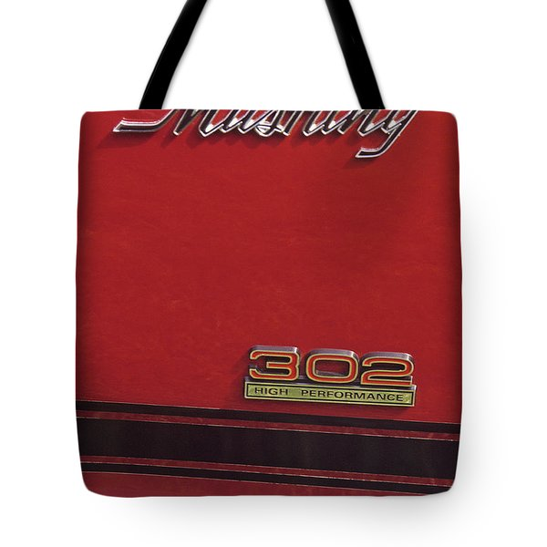 High Performance 302 Tote Bag