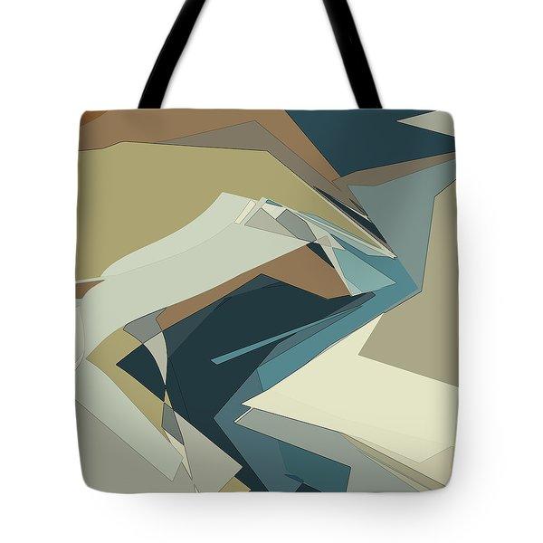 High Plains Tote Bag
