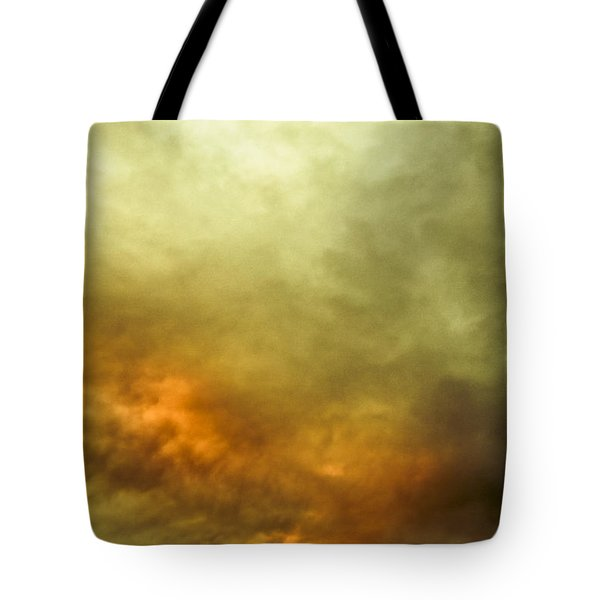 Tote Bag featuring the photograph High Pressure Skyline by Jorgo Photography - Wall Art Gallery