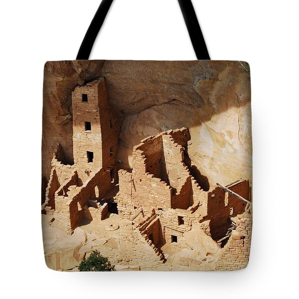 High Rise Livin Tote Bag