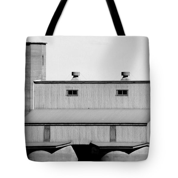Tote Bag featuring the photograph High Rise by Stephen Mitchell