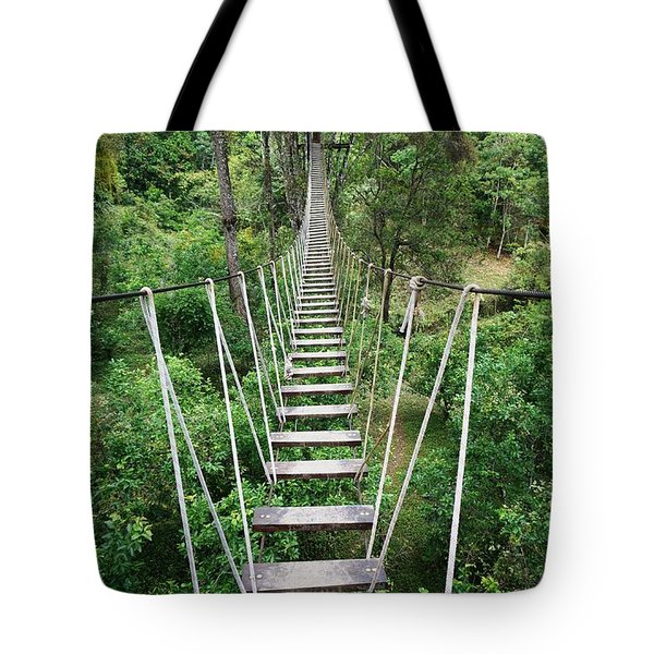 High Road Tote Bag by Julia Ivanovna Willhite