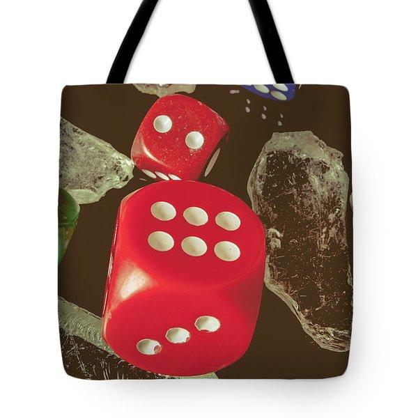 High Rollers Artwork Tote Bag