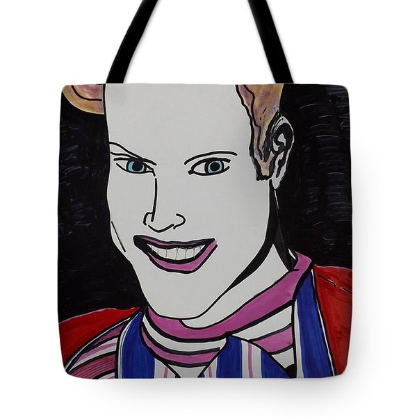High School Hero Tote Bag
