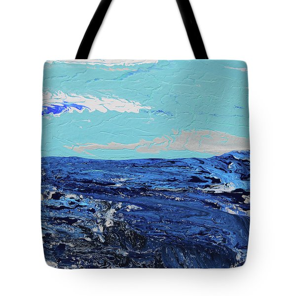High Sea Tote Bag