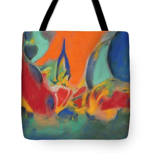 High Seas Tote Bag