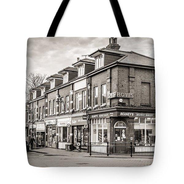 High Street. Tote Bag