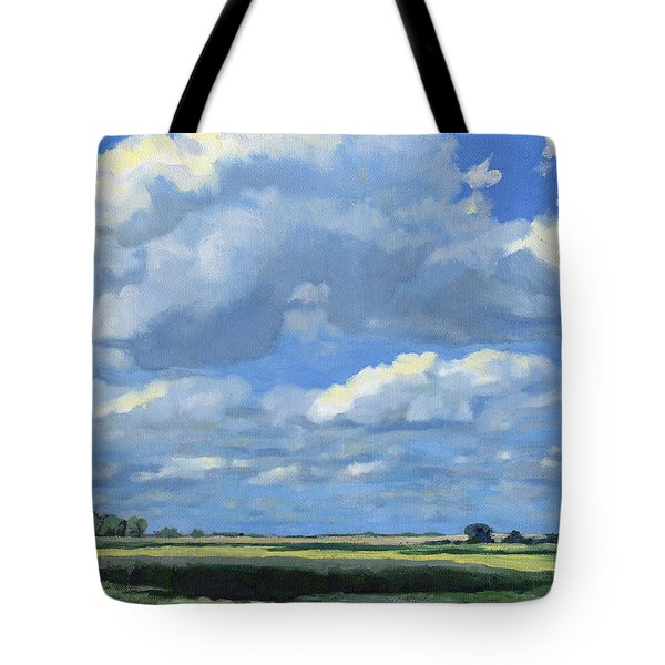 High Summer Tote Bag