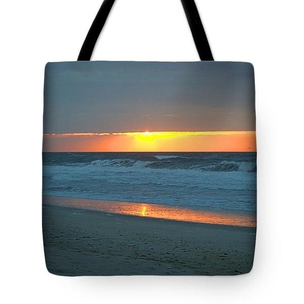 High Sunrise Tote Bag