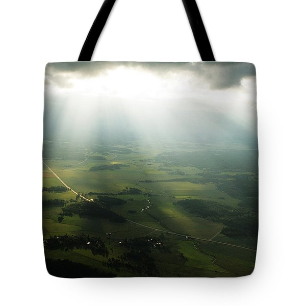 High Tote Bag
