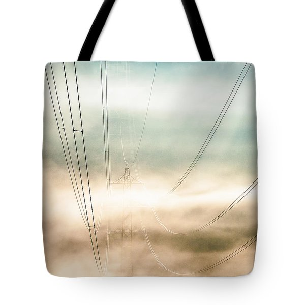 High Voltage Dream Tote Bag