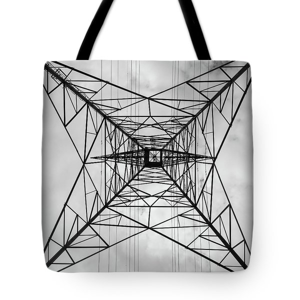 High Voltage Power Tote Bag