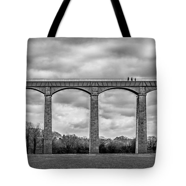 Sky Walkers Tote Bag