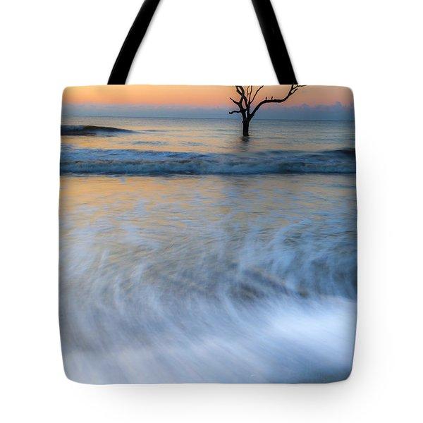 High Water Tote Bag