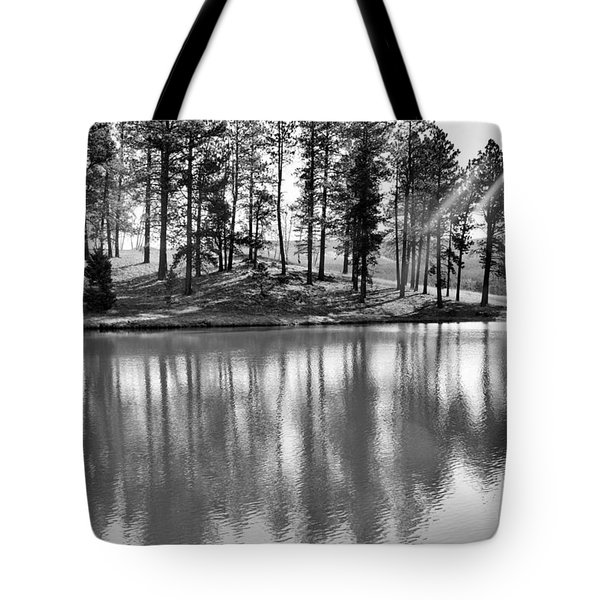 High Water Tote Bag