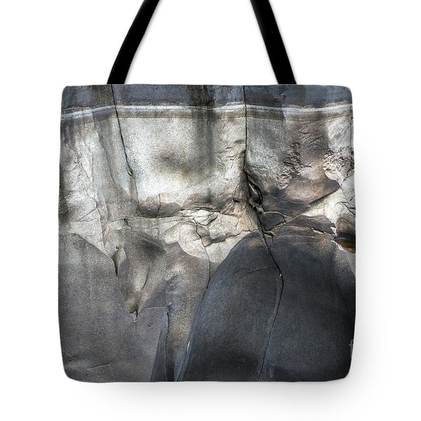 High Water Mark Rock Art By Kaylyn Franks Tote Bag