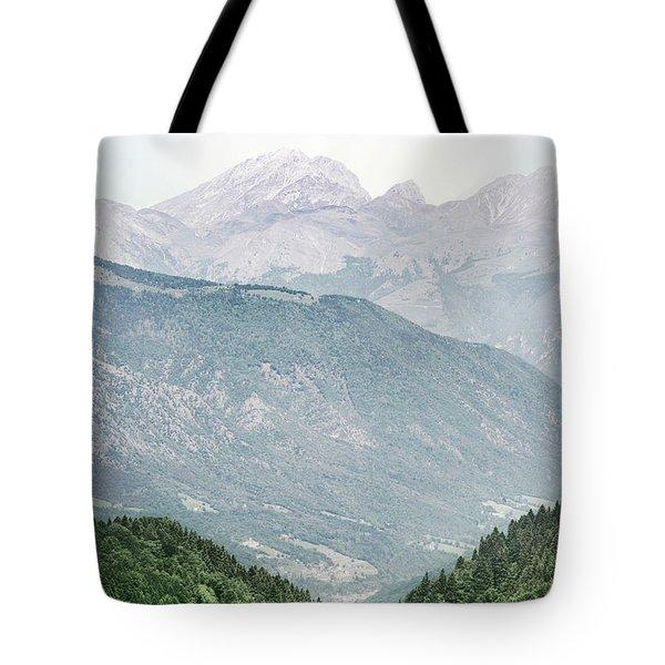 Higher Tote Bag