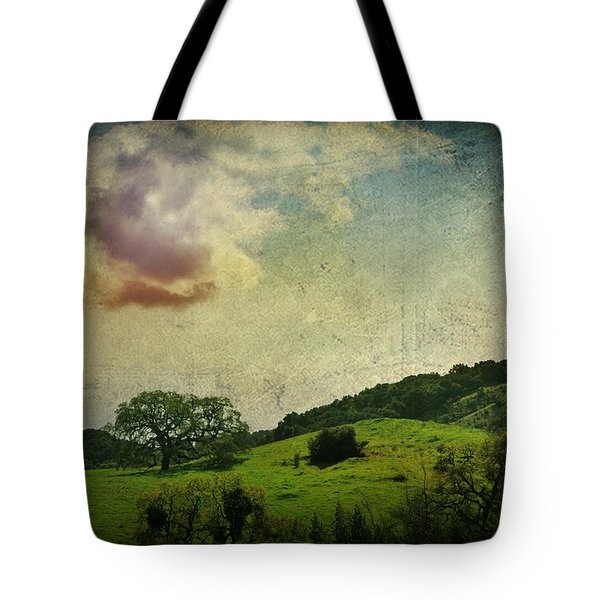 Higher Love Tote Bag by Laurie Search