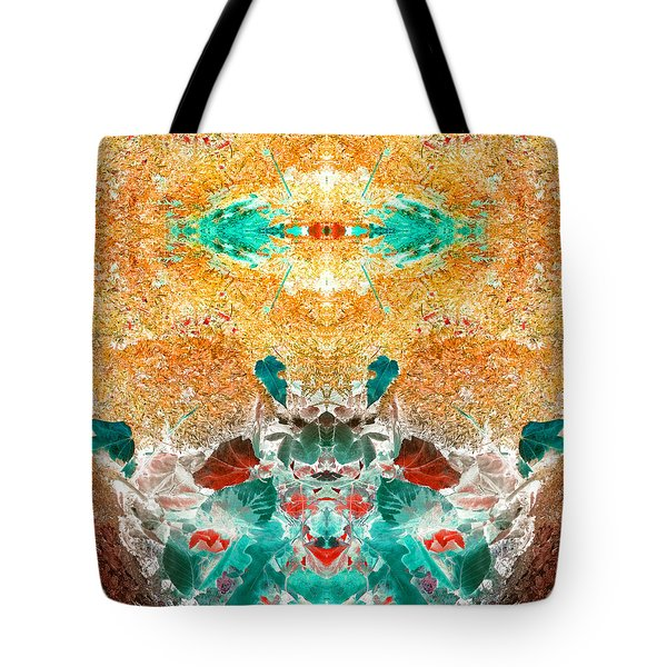 Higher Self Tote Bag