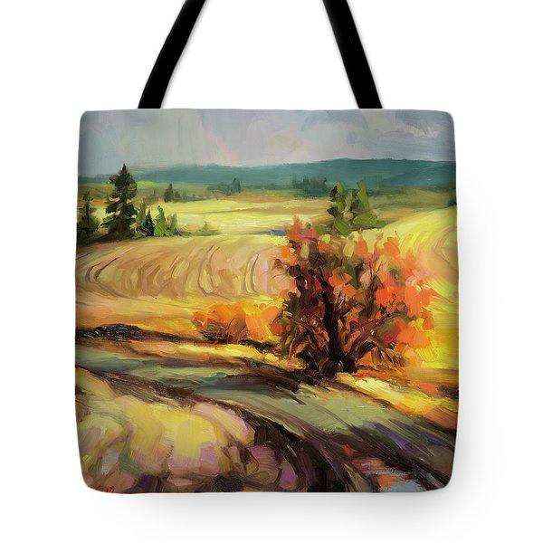 Highland Road Tote Bag