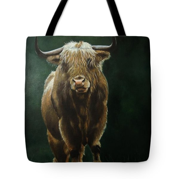 Highlander Tote Bag