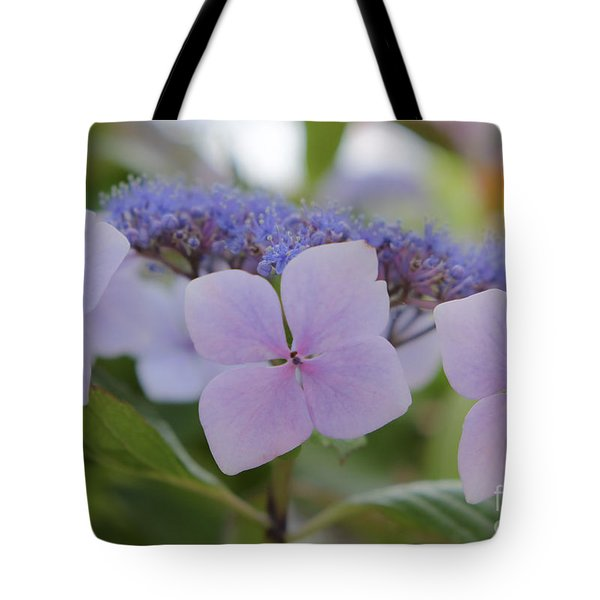 Highlands Hydrangea Tote Bag