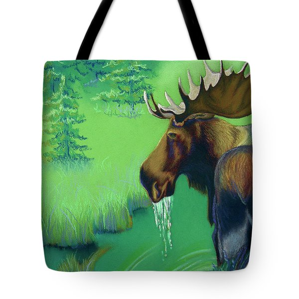 Highlands Tote Bag by Tracy L Teeter